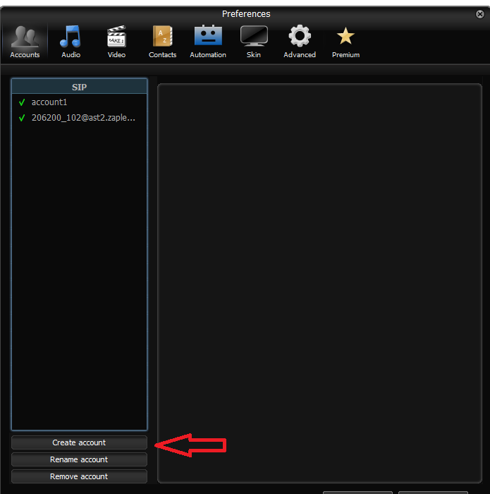 How to configure Zoiper to work with Zaplee – Support Center